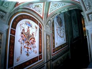 48A-decorazione-a-grottesche-palazzo-nobiliare-privato